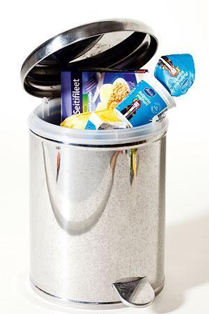 Roskapönttö - yhden roska on toisen energiaa