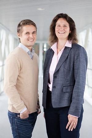 Atos: Joonas Jaatinen ja Monika Nousmaa