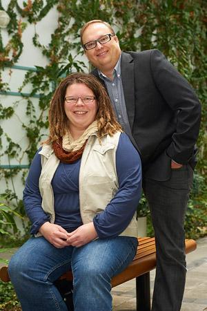 Landis+Gyr: Mari Morko ja Janne Paunonen